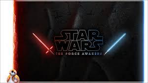 star wars template star wars force awakens powerpoint template on behance