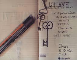 Chiave Pianeti Track 01 Ultimo Pianeti Frasi Drawing