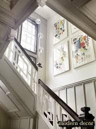 50 Unique Fall Staircase Decor Ideas_42