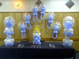 Baby Bottle Balloon Decoration Baby Shower Gallery I 22