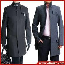 long coat for men new winter coat dust coat long coat man dust male black long coat for men