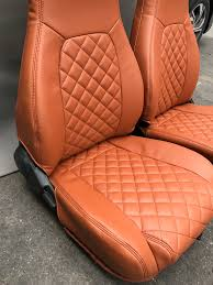 quilted seat covers diamond stitching