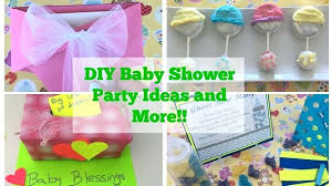 diy baby shower decorations baby shower party ideas tutorial decorations and supplies pictures large size diy