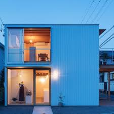 suzuki architects combines a home and at gré square house