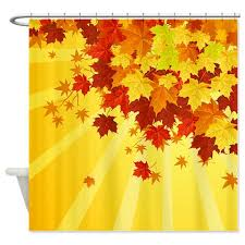 autumn leaves 7 shower curtain autumn leaves 7 shower curtain jpg