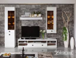 Interior Design For Living Room Wall Unit Tv Unit Designs For Living Room India Home Interior Design Oak And