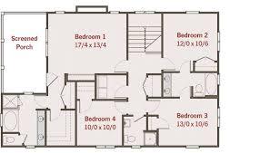 bedroom bungalow floor plans plan