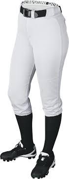 Demarini Womens Fierce Belted Softball Pants Size Small