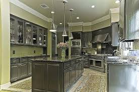 dark gray kitchen cabinets and green walls home this is the color for our grey with white kitch
