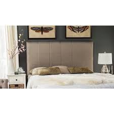 Safavieh Quincy Smoke Queen Headboard
