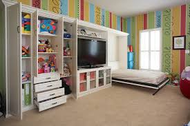 Murphy Beds traditional-kids