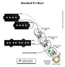 pj wiring diagram pj bass wiring issue my les paul forum
