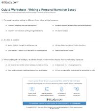 writing a narrative essay narrative essay mla org writing narrative essay