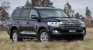 2017 Toyota Land Cruiser SUV - Auto Car Update