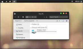 windows theme free this free theme can make windows 10 look like mac os x yosemite