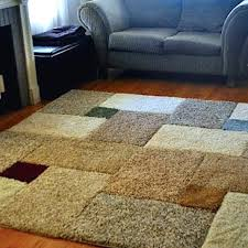 diy area rug awesome diy area rug on a bud and using carpet samples homedocorating of