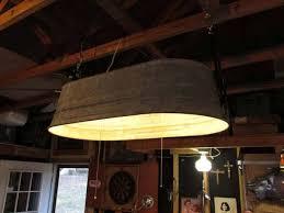 repurposed lighting fixtures. #22 Sufficient Spatialities Can Hold Galvanized Bathtubs As Lighting Fixtures Repurposed