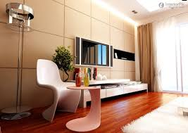 Wooden Floor Tile With Beautifully Grouted Wall Brownbeige - Comfortable tv chair