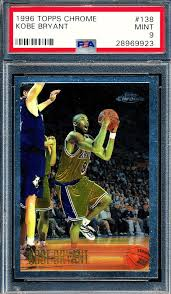 Free shipping for many products! Value Of Kobe Bryant Rookie Card