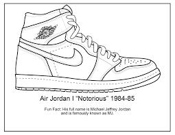Jordan 11 Coloring Pages Beautiful Nike Coloring Pages Unique