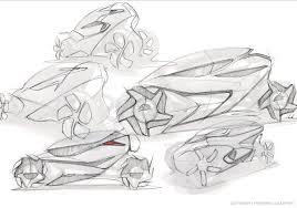 industrial design sketches. Industrial Design - Transport Concept Sketches