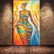 xh2237 3pcs canvas wall art prints modern abstract african women canvas painting wall art for living  on modern canvas painting wall art with xh2237 3pcs canvas wall art prints modern abstract african women
