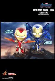 Avengers: Endgame - Avengers: Endgame Cosbaby (S ... - Hot Toys