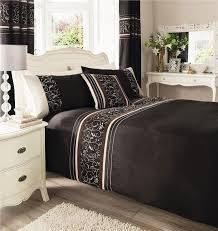 king bed cover black and white bedding set feather duvet cover queen king size full california king bed cover