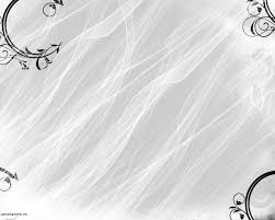 Black And White Floral Border Backgrounds For Powerpoint Border