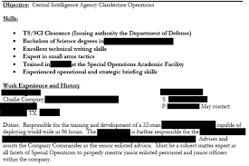 Insecure How A Private Military Contractor S Hiring Files Leaked