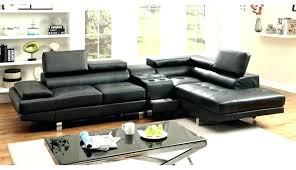 brown leather couch for craigslist sectional sofas sofa sectionals modern black small sleeper covers sleepers
