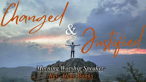 "Rev. Alyne Banks~ ""Changed & Justified"" - YouTube"