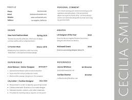 Good Font For Resume Best Font To Use For Resume Wikirian Com