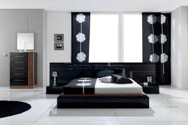 modern bedroom design ideas black and white. Wonderful Modern Black And White Bedroom Designs Contemporary Design On Galleries 4 With Modern Ideas D
