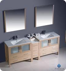 undermount bathroom double sink. 84\ Undermount Bathroom Double Sink O
