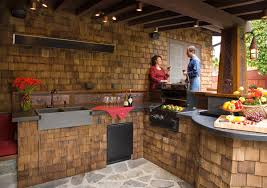 Italian Outdoor Kitchen Outdoor Rustic Italian Kitchen With Stone Colorsoutdoor Rustic