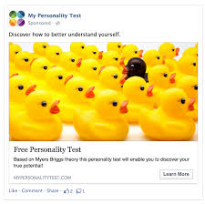 hobbies and activites archives facebook ad examples my personality test