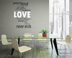 Wall Quotes Delectable Love Wall Decal LOVE IS Love Wall Quotes Decal For Living Room