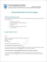 scholarship thank you letter citybirds club scholarship thank you letter scholarship thank you letter sample scholarship essays format