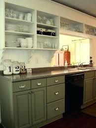 give your kitchen a fresh look on budget with painting cabinets without removing doors decorations 5 ikea upper cabinet sizes