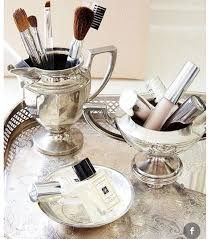 pin by vicki conner on make up room small bedroom storage kitchen items makeup
