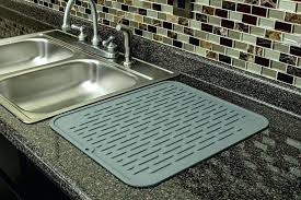 large trivets for countertops silicone sink mats silicone dish mat trivet large trivets for countertops