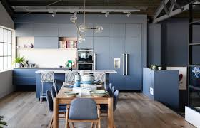 Blue Kitchen Design 15 Blue Kitchen Design Ideas Blue Kitchen ...