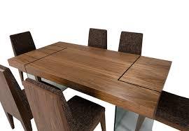 modern walnut dining table set. modern walnut dining table set r