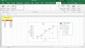 Chart Wizard Button Excel 2016 Excel 2016 Create A Chart