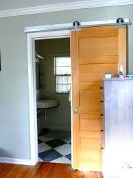 sliding door installation cost cost to install
