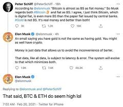 Best cryptocurrency to invest in 2021: Bitcoin Vs Elon