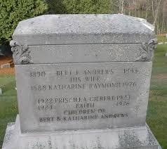 Priscilla Gilbert Andrews (1922-1923) - Find A Grave Memorial