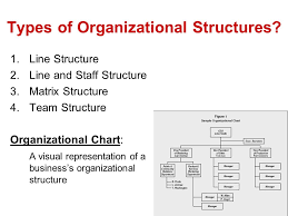 Types Of Organizational Chart Structure Organization Structure Ppt Video Online Download