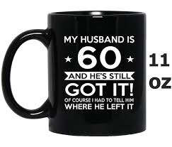 my husband is 60 60th birthday gift ideas